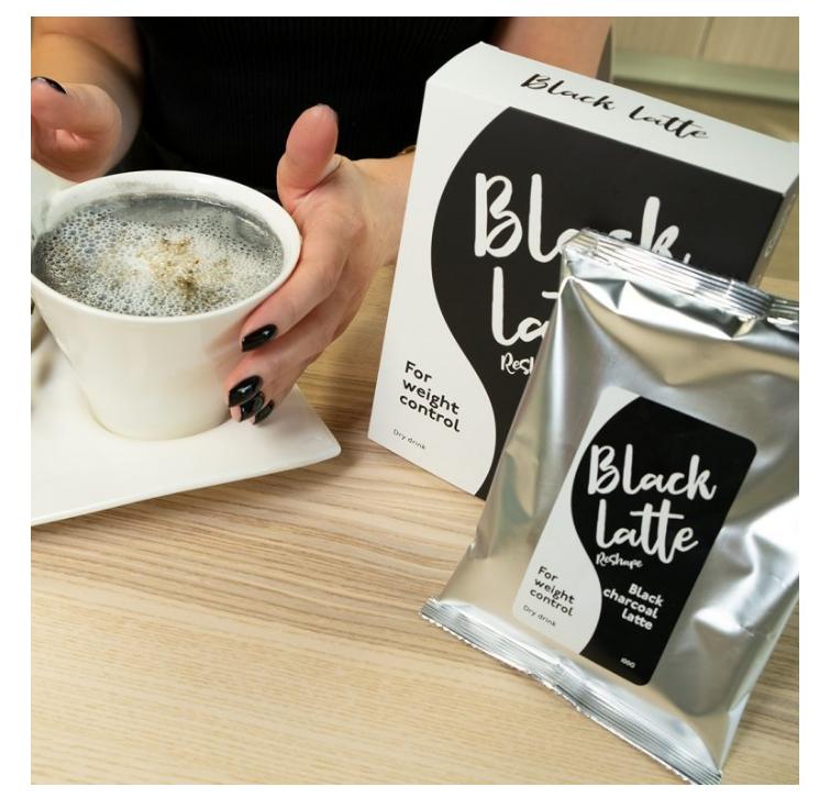 Black Latte - original - หาซื้อได้ที่ไหน - ขายที่ไหน - ซื้อที่ไหน
