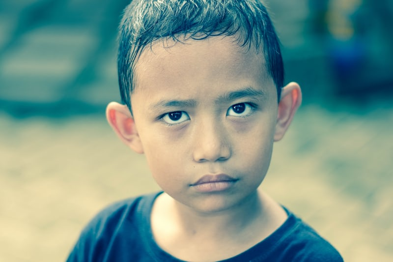 the boy - Siriroj