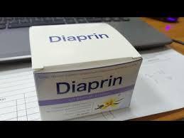 Diaprin - สำหรับผู้ป่วยโรคเบาหวาน - สั่ง ซื้อ - การเรียนการสอน - รีวิว