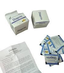 Diaprin - สำหรับผู้ป่วยโรคเบาหวาน - lazada - ข้อห้าม - ราคา