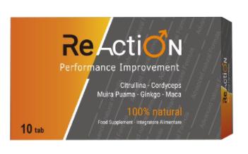 ReAction - รีวิว - คือ - pantip - ขายที่ไหน - ดีไหม - ราคา